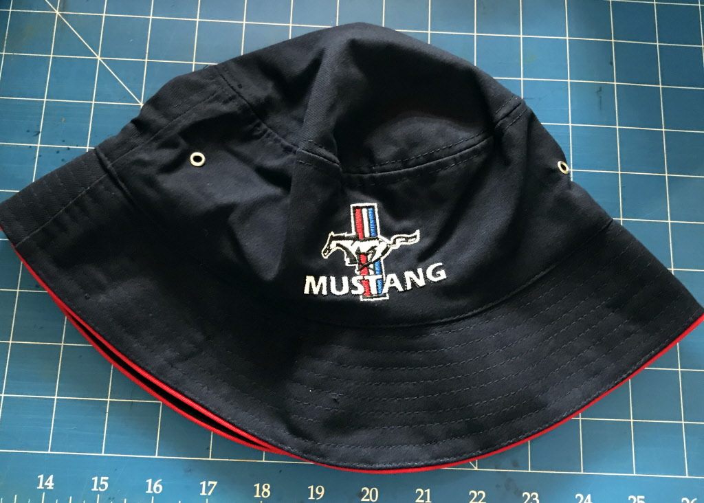 Mustang Bucket Hat  5a92c1271f7